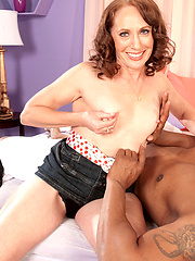 Mature Carolyn Comes Back For More Cum!