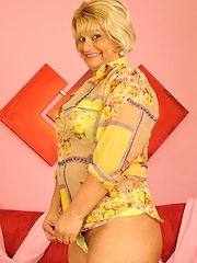 Marrisol is a big butt granny with a love for cock!