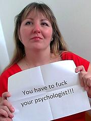 Young student fucks fatty mature woman