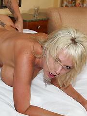 Alysha assumes the position