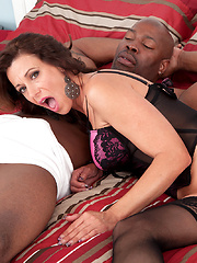 This Time, A Big, Black Cock For Mimi