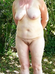 Go to forest and meet these wild nude mature sluts